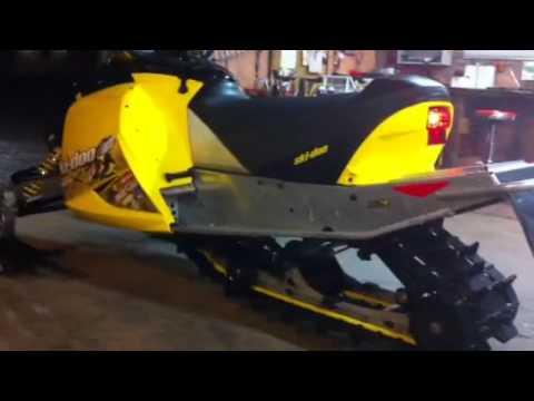 Ski Doo MxzX 440 600 Factory Mod