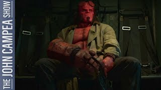 Hellboy Delivers A Much Better Second Trailer - The John Campea Show