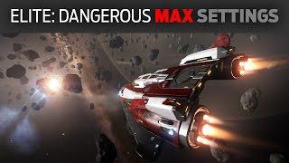 Elite Dangerous VR gameplay - 60 fps [Large Pixel Collider]