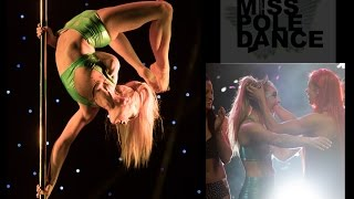 Cheryl Teagan Miss Pole Dance UK 2016 CHAMPION - Official Video