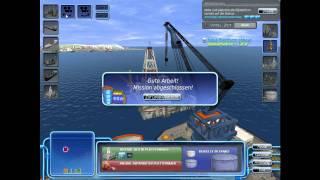 Ölplattform-Simulator 2011 Pc Gameplay Deutsch/German