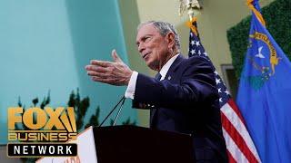 Michael Bloomberg won't run in 2020 presidential race