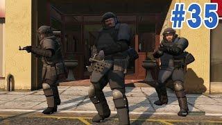 Grand Theft Auto 5 walkthrough - Part 35 (The Paleto Score)