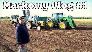 Tata Zabrał mi Kamerę i Przejmuje Kanał  [Markowy Vlog #1] Kopanie Ziemniaków 2018