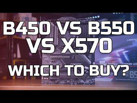 B550 Vs B450 Vs X570 Which To Buy Techteamgb Youtube