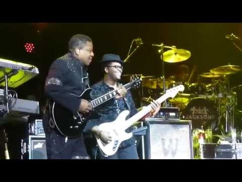 The Jacksons | Can't Let Her Get Away - Heineken Music Hall Amsterdam 2013