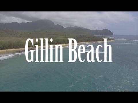Gillin Beach Kauai July 2016