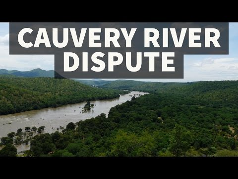 Cauvery /Kaveri River Issue 2016 - Latest Issues for IAS / PCS
