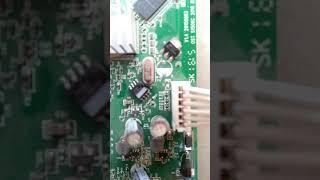 8888 9999 Protocol Reciever