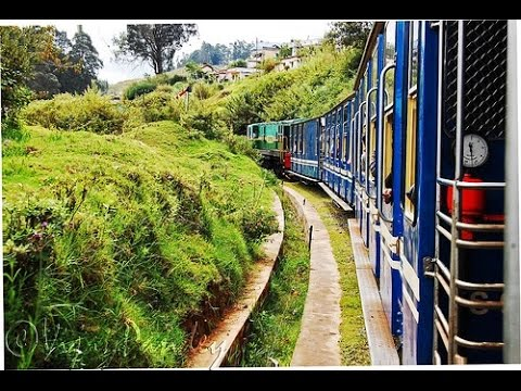 A Journey to Ooty in Toy Train, Nilgiri Mountain Ranges HD