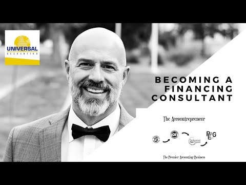 Becoming a Financing Consultant