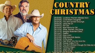 Best Country Christmas Songs all time - Top Classic Country Christmas Songs Carols Playlist 2018