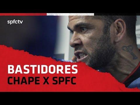 BASTIDORES: CHAPECOENSE 0x3 SÃO PAULO   SPFCTV