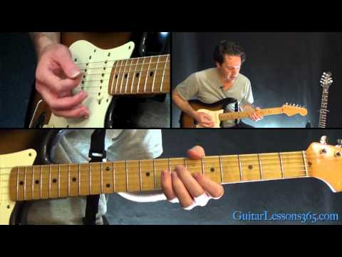 Reapers Guitar Lesson - Muse - Chords/Rhythms