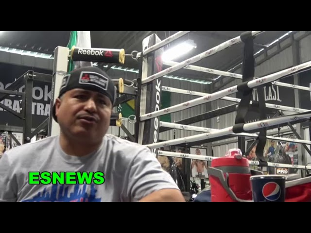 The BIG G Reveals Why He Is Not Worried Of Errol Spence Power EsNews Boxing