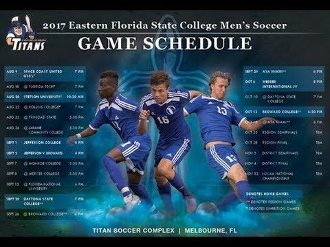 Men's Soccer - Eastern Florida State College Vs. ASA College (Miami)
