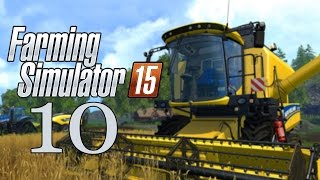 Let's Play Farming Simulator 15 - Part 10 - New Equipment