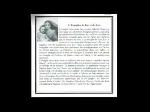 LA BIBLE (audio) - Nouveau Testament
