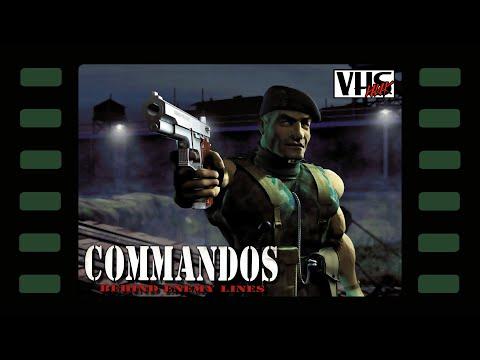 Commandos - Стрим 3 - VHSник