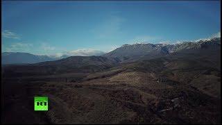 Зимний Крым: Алушта