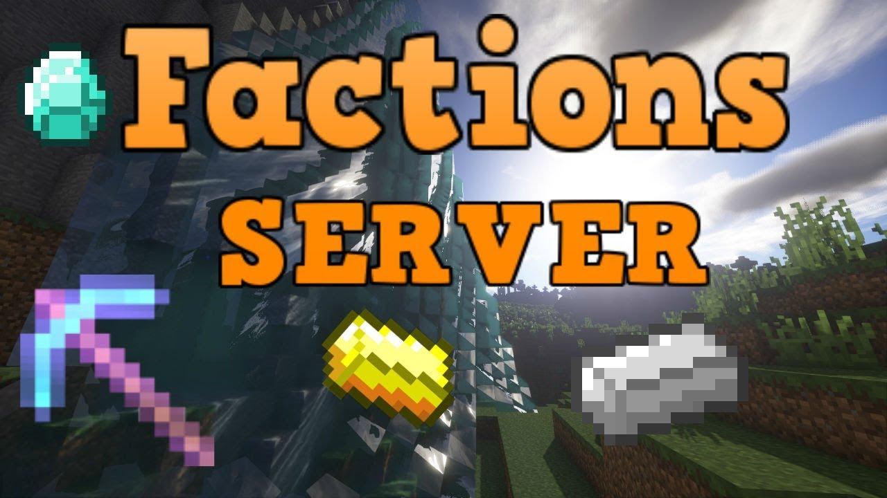 Minecraft Factions Server Bedrock Edition