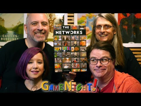 The Networks - GameNight! Se6 Ep37