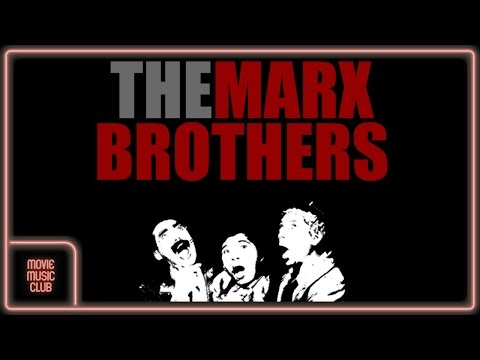 The Marx Brothers - Aux grands magasins: Sing While You Sell