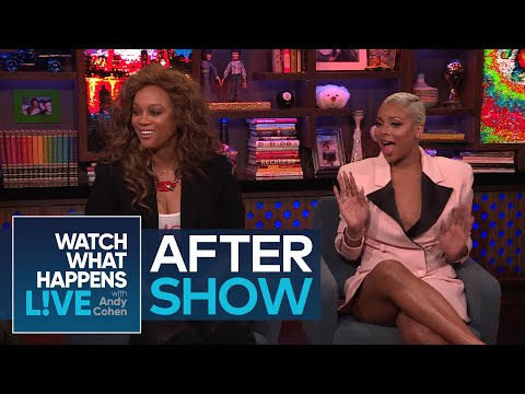 After Show: Tyra Banks On Her Future Endeavors | WWHL