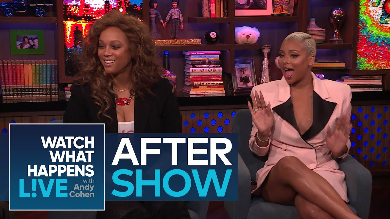 After Show: Tyra Banks on her Future Endeavors