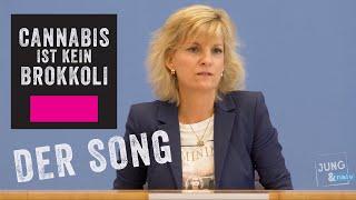 Cannabis ist kein Brokkoli – Der Song