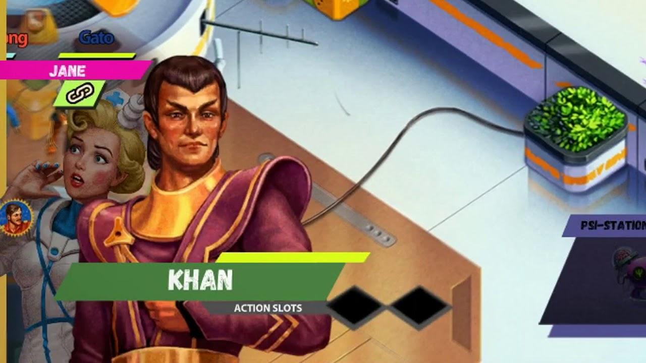 В Steam вышла новая игра в стиле XCOM, которая похожа на фантастику 50-ых. Играть можно бесплатно
