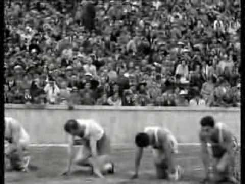1936, 100m, Men, Olympic Games, Berlin