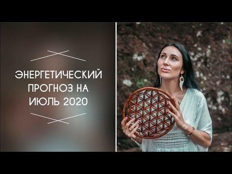 Энергетический прогноз на Июль 2020