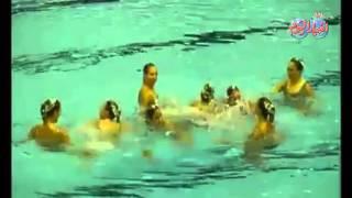 راقصات بالية مصريات يرقصن ب