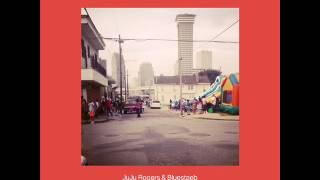 JuJu Rogers - Get Lost feat. Regis Molina (Produced by. Bluestaeb)