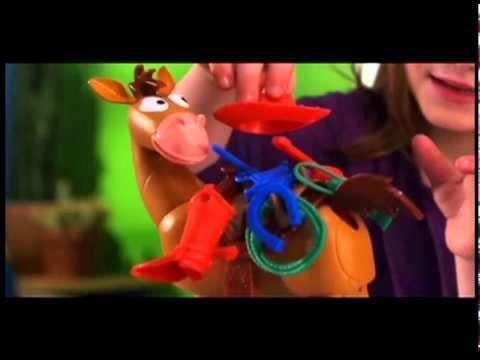 Hasbro Toy Story 3 Buckaroo