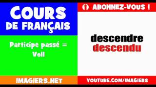 Курсы французского языка = Грамматика = Les participes проходит № 1