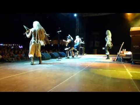 01 Old Pop In An Oak  Rednex  Miskolc Hungary 20130908 HD