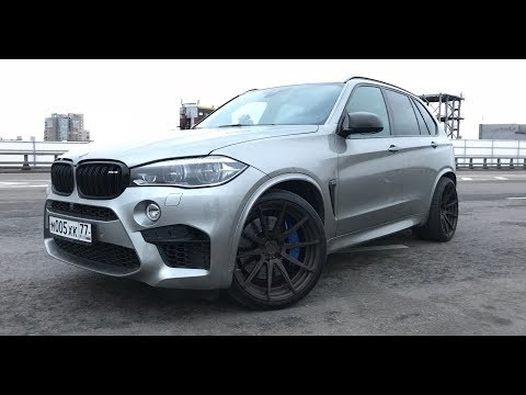 Тeст 1000+ л.с. BMW X5M