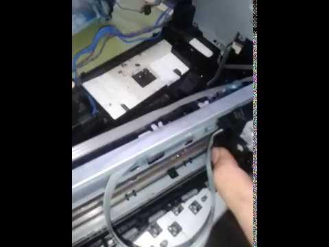 เปลี่ยนผ้าซับหมึก ลูกยางPickup pad แคนนอน ตระกูล MP