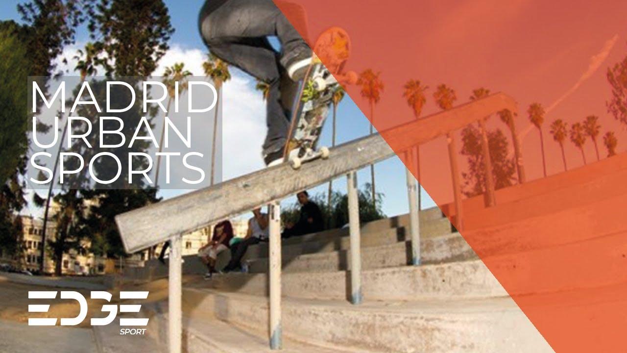 Madrid Urban Sports Virtual 2020 | SKATE MEN Quarterfinals Results | EDGEsport