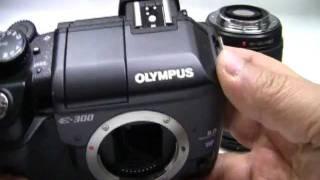 Олімпус Е-300 + Зуйко цифровий 14-45mmF3,5-5.6 + Зуйко цифровий 40-150mmF3.5-4.5