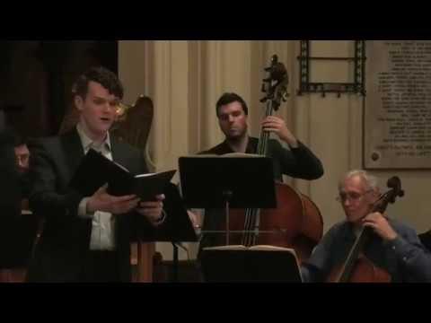 """J.S.Bach Cantata 29.3 - """"Halleluja, Stärk' und Macht"""""""