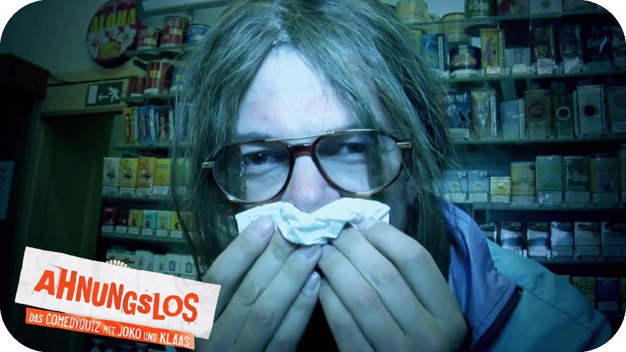 Hypochonder im Kiosk (4/4) | Ahnungslos - Das Comedyquiz mit Joko und Klaas