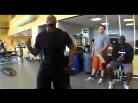 Gerald Mccoy Dance