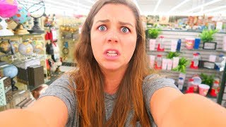 BRIDE GOES CRAZY AT HOBBY LOBBY WEDDING DIYS!