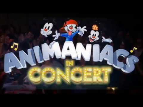 Animaniacs Live! 2018 North American Tour At MSG On June 9 And PruCenter On May 28-31 And June 10