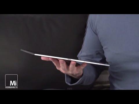 Sony Xperia Z2 tablet. Утонченный подход к планшету.