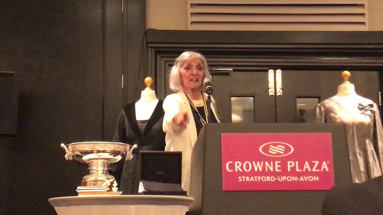 Jane Lapotaire - Recipient of the 2018 Pragnell Award