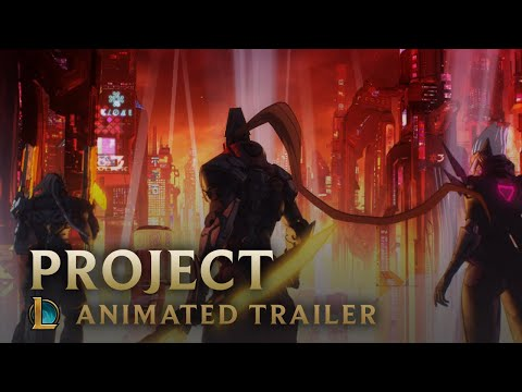 Thumbnail: PROJECT: OVERDRIVE | Skins Trailer - League of Legends